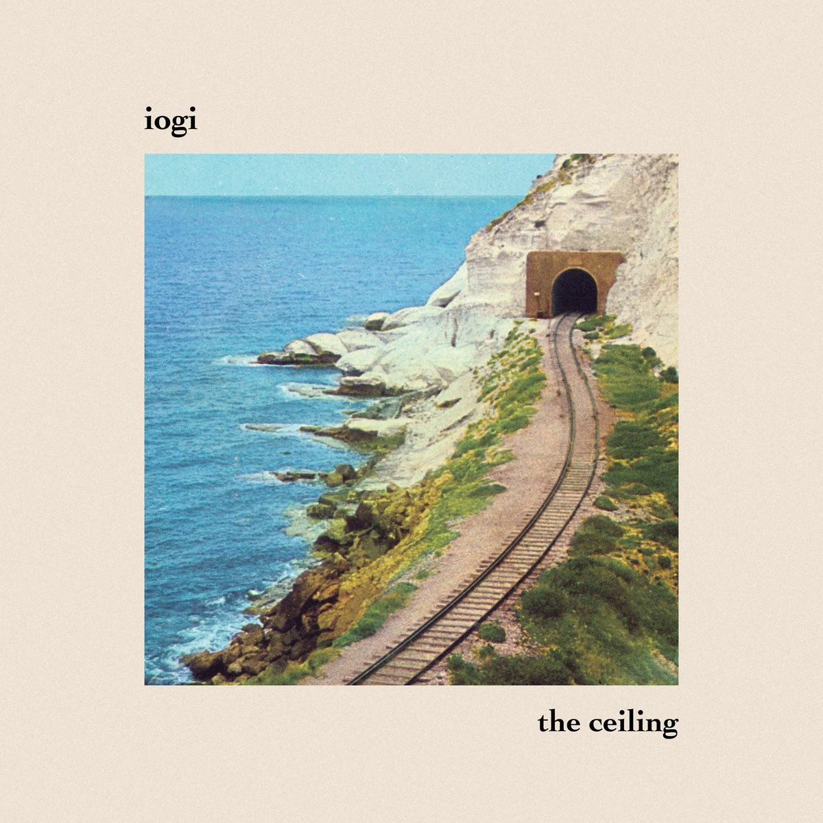 【LP】IOGI / THE CEILING <RAW TAPES> RT-001