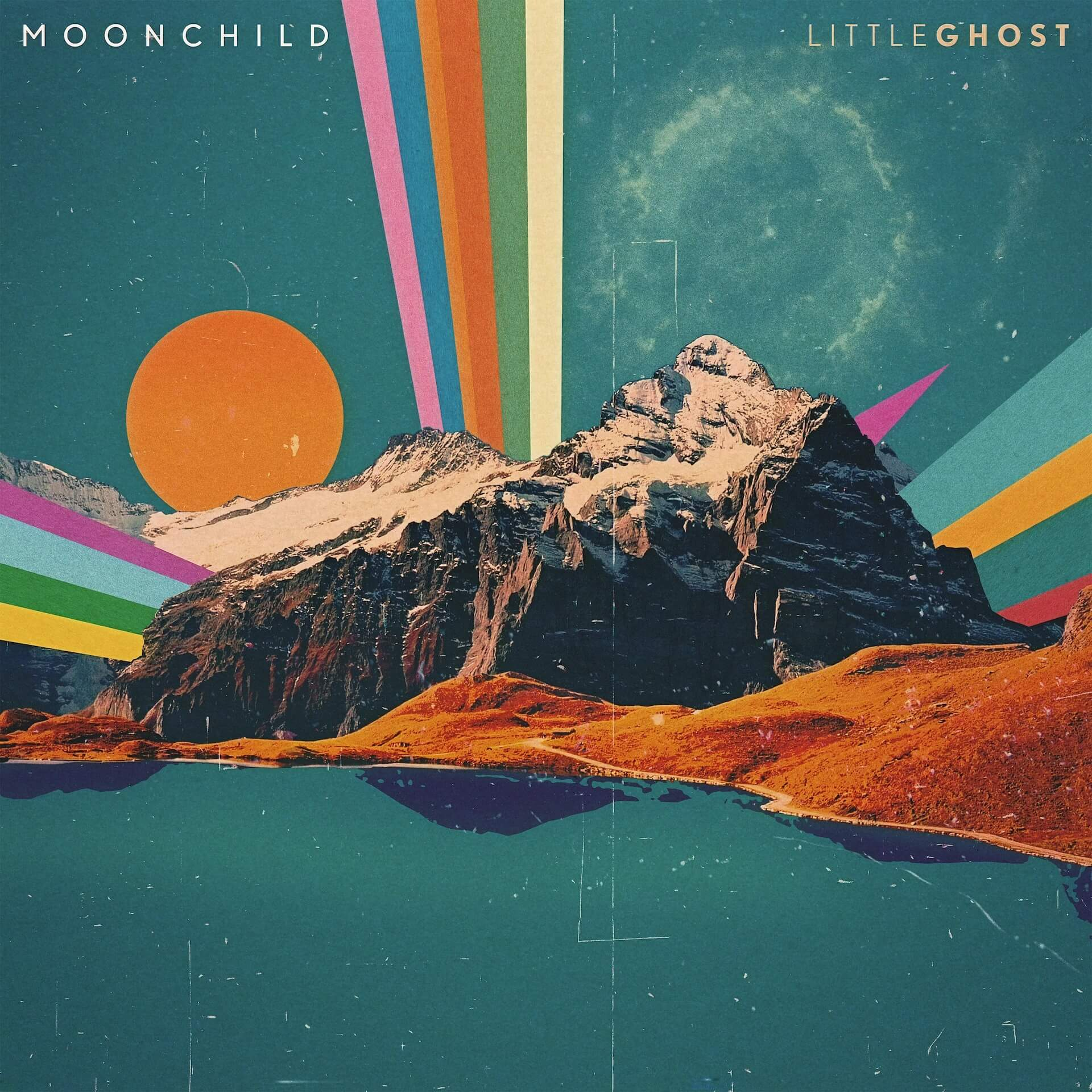 【2LP+DL】MOONCHILD – Little Ghost <BEAT RECORDS / TRU THOUGHTS>TRULP383