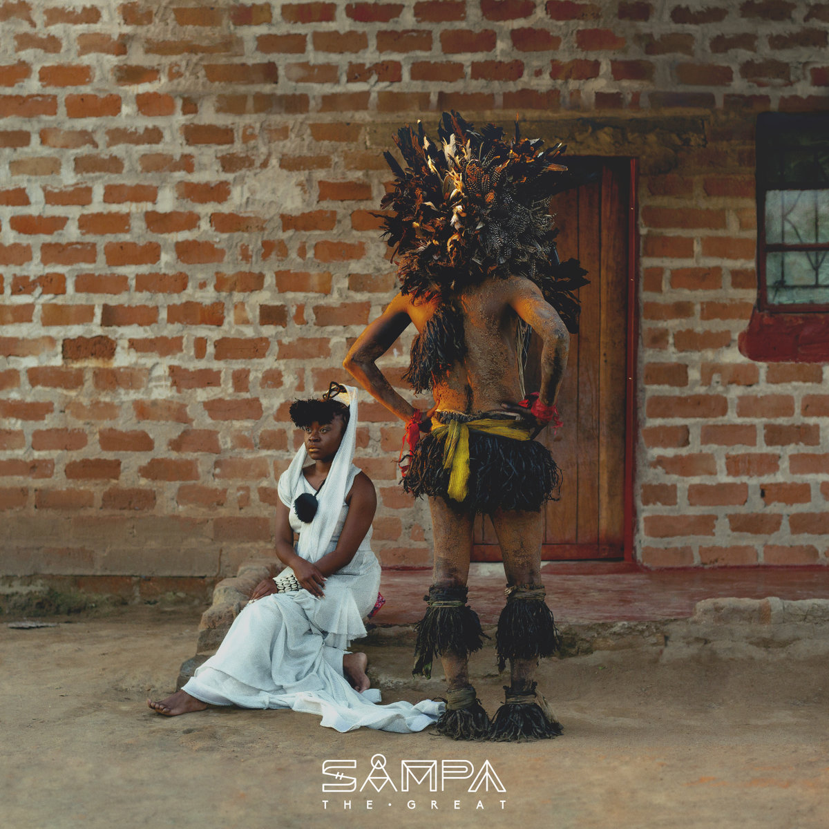 【2LP】SAMPA THE GREAT – The Return (BLACK VINYL)<NINJA TUNE>ZEN258